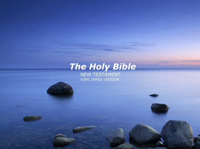 The Holy Bible - KJV - Free Online Version